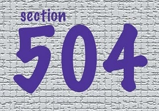 Updated info on Section 504 impact regarding ADHD - PTS ...